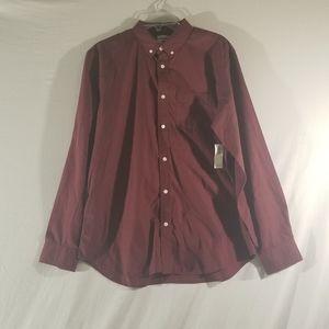 NWT Old Navy Slim-Fit Long Sleeve Shirt